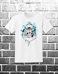 camiseta Maneki-Neko. Puedes comprarla en: http://www.ilovegraffiti.es/producto/camiseta-maneki-neko/