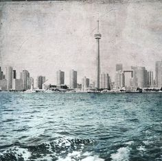 Toronto from ferry by {meagen}