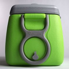"A cooler that's also an air conditioner = Buy one of these to cool you and your beverages down with an ""icy breeze."""