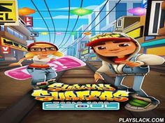 Subway Surfers: World Tour Seoul Android Game - playslack.com , The next stop in journey of our heroes - the superior of South Korea.