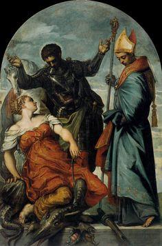 Tintoretto - Jacopo Robusti