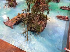 Freebooter's Fate Swamp Table