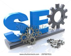 SEO optimization  - stock photo
