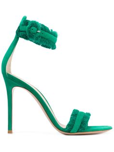 Shop Gianvito Rossi Caribe sandals.
