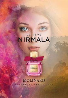 Molinard Parfumeur Le Reve Nirmala  (2017) #beautynews #beauty2017 #beautyreview #perfume #perfume2017 #perfumenews #olfactive #fragrance #fragrance2017