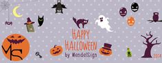 Happy Halloween [2014] Halloween 2014, Happy Halloween, Concept, Gallery, Illustration, Fictional Characters, Art, Art Background, Roof Rack