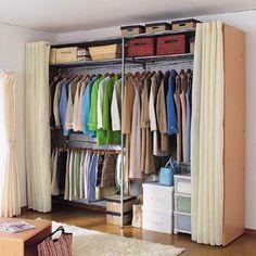 ตู้เสื้อผ้าสไตล์ญี่ปุ่น