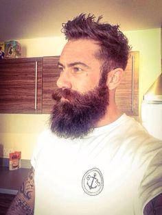 Beards. Bearded Men. Beard Fancy, Awesome Beard, Sexy Men