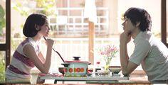 """""""Naokos Lächeln"""" - Kino-Tipp - Mit sinnlichen Bildern und zurückgenommen agierenden Schauspielern setzt das Drama die Liebe wirkungsvoll als Naturgewalt in Szene."""