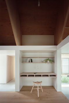 Image 10 of 18 from gallery of Koya No Sumika / mA-style Architects. Photograph by Kai Nakamura