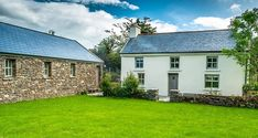 Rustic Holiday Cottage To Rent In The Hills Of Bantry Bay. Glanatnaw is a restored Irish Cottage and Barn with stunning views over the valley and hills, just...