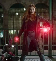 Scarlet Witch is Such a badass