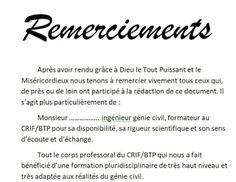 exemple remerciement PFE, mémoire ou rapport de stage 2 Stage Communication, Word Doc, Recipes, Style, Swag, Recipies, Ripped Recipes, Recipe, Cooking Recipes