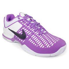 Nike Women Zoom Breathe 2K10 Tennis Shoes Violet White   eBay