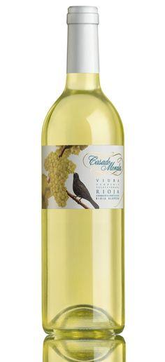 Casado Morales Blanco Crianza Rioja - Witte wijn