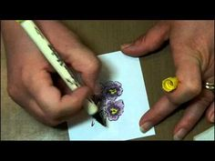 Tim Holtz Distress Markers Overview & Tutorial Part 2