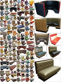 Restaurant Booths – Restaurant Furniture Seating | Diner Booths