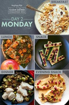 Think of this one-week challenge as a healthy eating boot camp that'll teach you how to cook awesome food all year long.