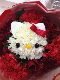 Hello Kitty Flowers