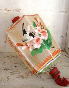 antique Chinese lantern