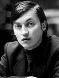 ANATOLY YEVGENYEVICH KARPOV... chess grandmaster and the 12th chess world champion.