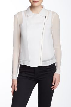 Aeris Silk Blouse by Elizabeth and James on @HauteLook