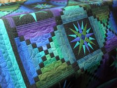 Moonglow by Jessica's Quilting Studio, via Flickr