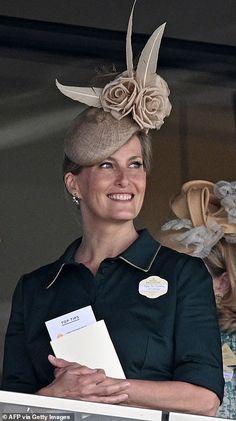 Lady Louise Windsor, House Of Windsor, Royal Ascot, Countess Wessex, Viscount Severn, British Family, Elisabeth Ii, Royal Life, Royal Prince