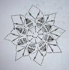 Crochet Christmas Ornaments, Crochet Snowflakes, Christmas Cross, Christmas Balls, Christmas Decorations, Crochet Motif Patterns, Crochet Squares, Thread Crochet, Crochet Stitches