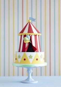 Circus Tent Birthday