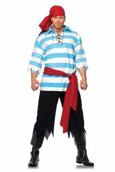 #FashionVault #leg avenue #Women #Costumes - Check this : Pillaging Pirate Mens Costume for $69.99 USD