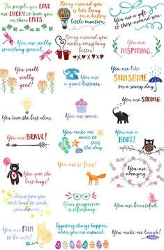 Assorted Calling Card Inspirational Cards- Compliment Cards / Affirmation Cards/ Encouragement Cards/ Positivity Cards/ Just Because Cards by SoulSparks Birthday Quotes, Birthday Wishes, Birthday Cards, Encouragement, Affirmation Cards, Diy Gifts For Boyfriend, Mom Gifts, Teacher Appreciation Week, Calling Cards