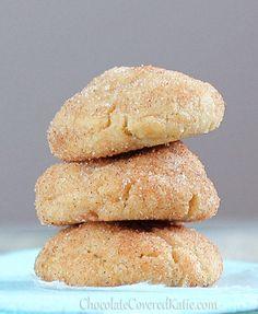 Cinnamon Sugar Pillow Cookies Recipe plus 24 more gluten-free snickerdoodle recipes