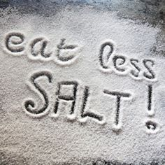 South Africans eat too much salt. Do you?