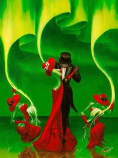 red and green lovelies ..X  ღɱɧღ   ✿⊱╮Octavian Florescu: introspection of life - ego-alterego.com
