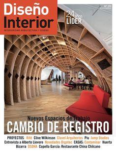 Diseño Interior Nº 270 Nuevos espacios de Trabajo  Sumario: archpapers.com/... dialnet.unirioja..... No catálogo: kmelot.biblioteca...