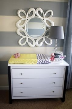 Gray and Yellow Nursery | Project Nursery