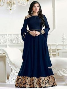 Shop For Latest designer anarkali Salwar suits online at affordable price At www.yoyo.fashion, India's largest online shopping store for women's ethnic wear.