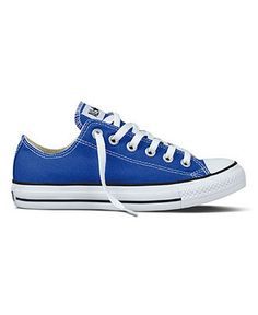 blue converse chucks