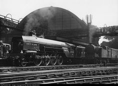 Cock O' the North Class P2 2-8-2, June 1934, Kings Cross