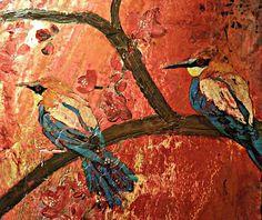 Sylvia Fuller Venetian Plaster Paintings, California Visual Artist