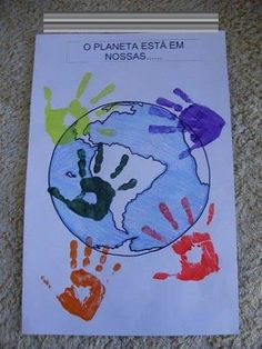 Sistema Solar, Earth Day, My Teacher, Toddler Crafts, More Fun, Activities For Kids, Classroom, How To Plan, Children