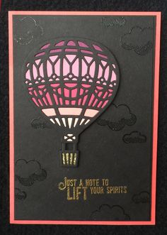 My Pink Stamper: Stampin' Up! Happy Ornament Video Tutorial - Episode 524!