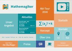 Mathemagiker is a german math teaching