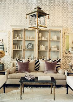 20 Images of Perfect Storage Inspiration for Springtime & the New Year :: This is Glamorous