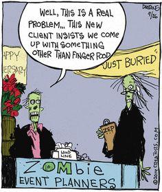 Strange Brew Comic Strip, September 26, 2014 on GoComics.com