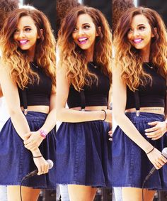 Image discovered by ℓé. Find images and videos about little mix, jade thirlwall and jade on We Heart It - the app to get lost in what you love. Little Mix Hair, Jade Little Mix, Little Mix Style, Jade Amelia Thirlwall, Anna, Star Wars, Cheryl Cole, Jesy Nelson, Girl Crushes