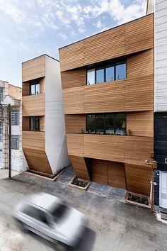 Architektur: Ein modernes Wohnhaus im Iran | KlonBlog