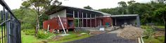 A Shipping Container House in Panama