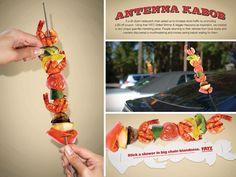 Fatz Restaurants Antenna Kabob